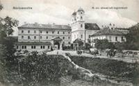 Márianosztra, Pálosok tere 1, Márianosztrai Fegyház és Börtön